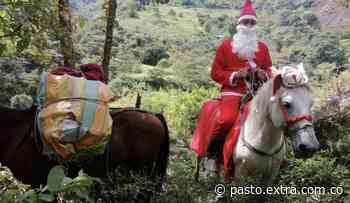 """""""Profe Noel"""": Docente reparte regalos en veredas del municipio de Socotá, en Boyacá - Extra Pasto"""