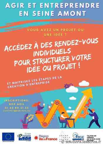 Antenne BGE ADIL au Centre de l'Entrepreneuriat à Choisy-le-Roi - Les Échos