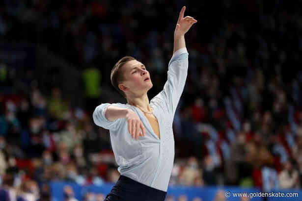 Mikhail Kolyada continues golden comeback with third national title