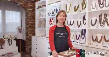 Montse Betanzos: artesanía y pasión por el diseño con conchas de mar de O Grove - El Español