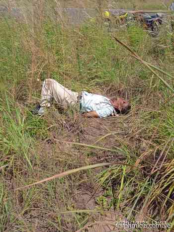 Hallan cadáver de un hombre en Caicara del Orinoco - primicia.com.ve