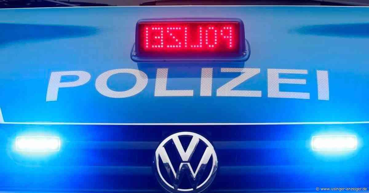 Sattelzug touchiert Vordach in Friedrichsdorf - Usinger Anzeiger