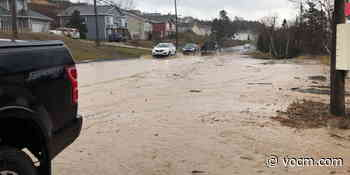 Town Issues Caution After Significant Flooding in Clarenville - VOCM