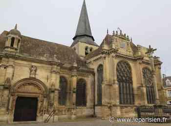 Magny-en-Vexin veut sauver son église - Le Parisien