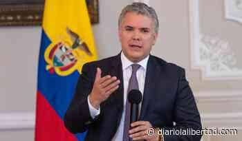 Presidente Duque pone en marcha programa Cemprende y Arena del Río en Barranquilla - Diario La Libertad