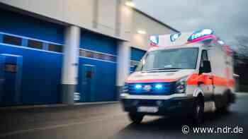 Bad Gandersheim: Zwei Verletzte bei Unfall auf B445 - NDR.de