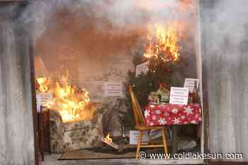 Is your Christmas tree fire proof? Bonnyville dep fire chief offers holiday safety tips - The Cold Lake Sun