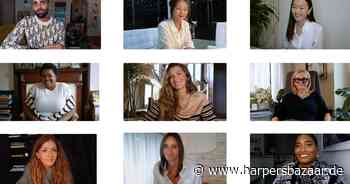 Dior Skincare Talk: Gisele Bündchen spricht mit Haut-Experten - Harper's BAZAAR