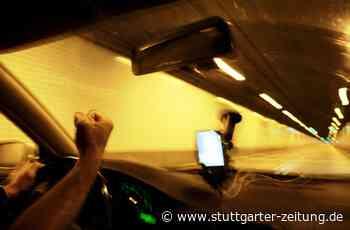 Vorfall in Freiberg am Neckar: Autofahrer schlagen und bespucken sich – Zeugen gesucht - Stuttgarter Zeitung