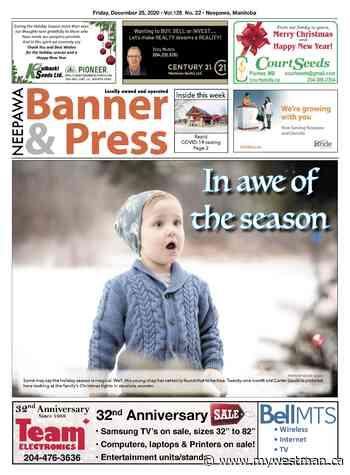 Friday, December 25, 2020 Neepawa Banner & Press - myWestman.ca