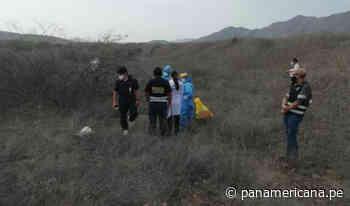 Lambayeque: hallan cadáver de vigilante desparecido dentro de un saco | Panamericana TV - Panamericana Televisión