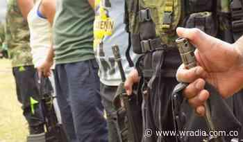 Víctima de reclutamiento forzado escapó de grupo armado en El Tarra - W Radio
