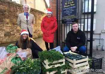 Comber community delivers 100 Christmas dinners to residents - Farming Life