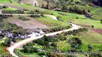 Suscriben contrato para ejecución de la carretera Pallasca- Santiago de Chuco - Diario Digital Chimbote en Línea