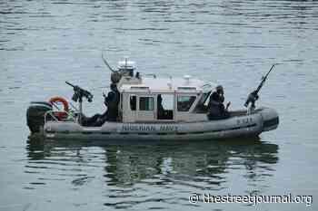 Breaking News   Gunmen Storm Checkpoint In Okene, Kill Two Naval Officers - The Streetjournal