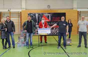 Weihnachtsüberraschung für junge Ju-Jutsu-Kampfsportler: Verrücktes 30. Jahr versöhnlich beendet - inSüdthüringen.de