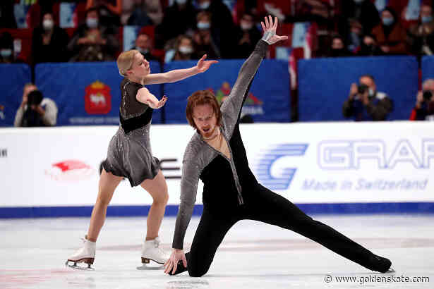 Tarasova and Morozov rebound to claim third title at Russian Nationals