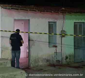 Mulher mata marido na porta da própria casa em Itaitinga - Diário do Nordeste