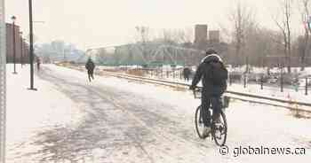 Part of Lachine Canal path to be accessible year-round after snow-clearing deal reached - Global News