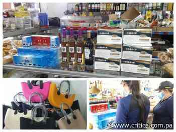 Detectan licores y cigarrillos de contrabando en comercios de Churuquita Grande - Crítica