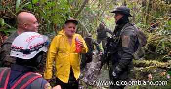 Rescatan a hombre reportado como desaparecido en El Carmen de Viboral - El Colombiano