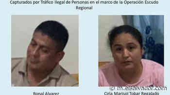 Candidato a alcalde de Jujutla fue capturado por tráfico de personas | Noticias de El Salvador - elsalvador.com