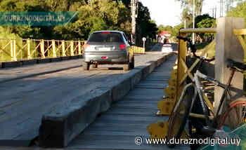 Mejorarán abastecimiento de agua potable en cinco arterias de Santa Bernardina - duraznodigital.uy