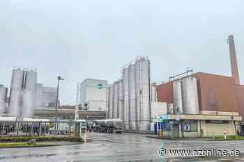 DMK erweitert Speiseeis-Produktion in Everswinkel: 100 Millionen Liter eiskalter Genuss - Allgemeine Zeitung