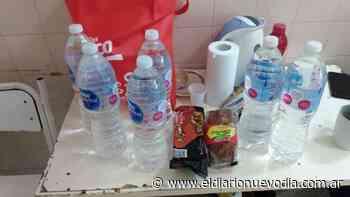Verguenza: trabajadores del Hospital Regional Rio Gallegos sin agua deben recurrir a donaciones - El Diario Nuevo Dia