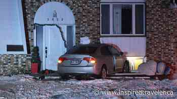 Mascouche: a vehicle crashes into a house - Inspired Traveler