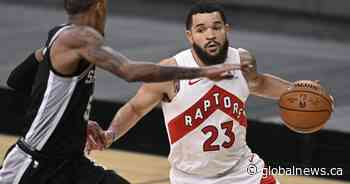Toronto Raptors remain winless on season after loss to Spurs