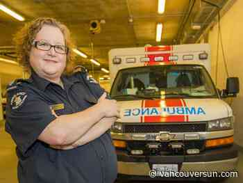 COVID-19 Heroes: Paramedics could use a morale-boosting shot in the arm