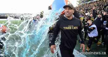 Hamilton Tiger-Cats busy this holiday season