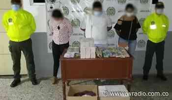 Por venta ilegal de rifas capturan a tres personas en Cotorra, Córdoba - W Radio