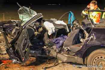 Neustadt an der Donau - Fahranfänger (18) bei Unfall schwer verletzt - idowa