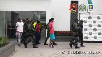 Capturados 10 presuntos integrantes del Clan del Golfo en Chigorodó - Diario La Libertad