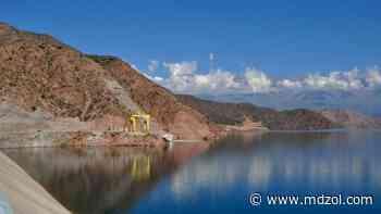 Aguas Mendocinas anuncia que habrá limpieza del embalse Potrerillos y posible turbiedad en el agua corriente - MDZ Online