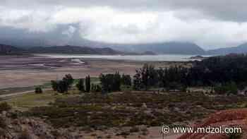 Más de 60 personas quedaron varadas en el dique Potrerillos - MDZ Online