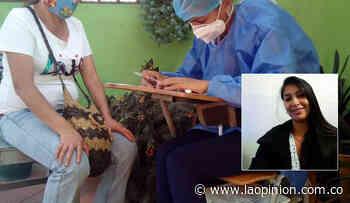 De casa en casa: médica venezolana atiende en veredas de Chitagá - La Opinión Cúcuta
