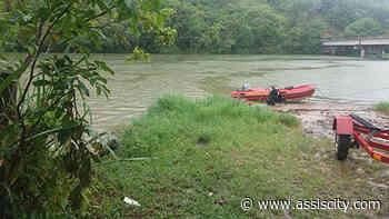 Homem morre afogado e três pessoas desaparecem no Rio Paranapanema em Chavantes - Assiscity - Notícias de Assis SP e região hoje