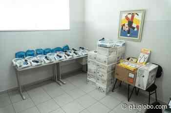 Em Piumhi, Centro de Reabilitação e Hidroterapia recebe novos equipamentos de fisioterapia - G1