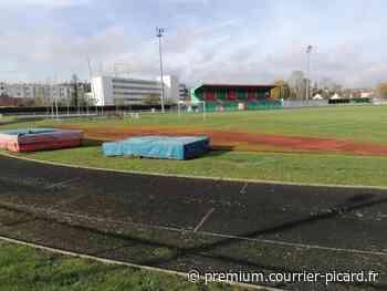 Le stade d'athlétisme de Mouy va enfin faire peau neuve - Courrier picard
