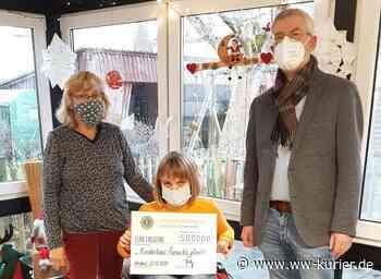 LIONS Clubs Westerwald spendet an Kinderhaus Pumuckl in Hattert - WW-Kurier - Internetzeitung für den Westerwaldkreis
