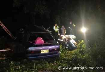 En accidente de tránsito murió menor de edad - Alerta Tolima
