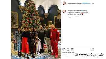 Vip News: Fürst Albert von Monaco feiert Weihnachten in Crocs - STERN.de