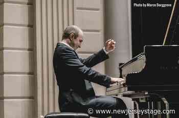 Pianist Alexander Gavrylyuk Performs on Princeton Symphony Orchestra's Mozart & Saint-Georges Virtual Concert - New Jersey Stage