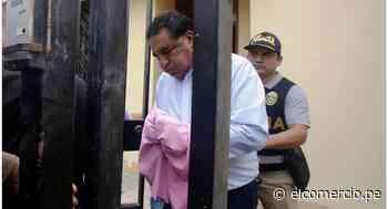Lambayeque: Corte Superior de Justicia ordena que Willy Serrato cumpla con arresto domiciliario - El Comercio