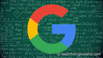 Some early observations on the Google December Core Update