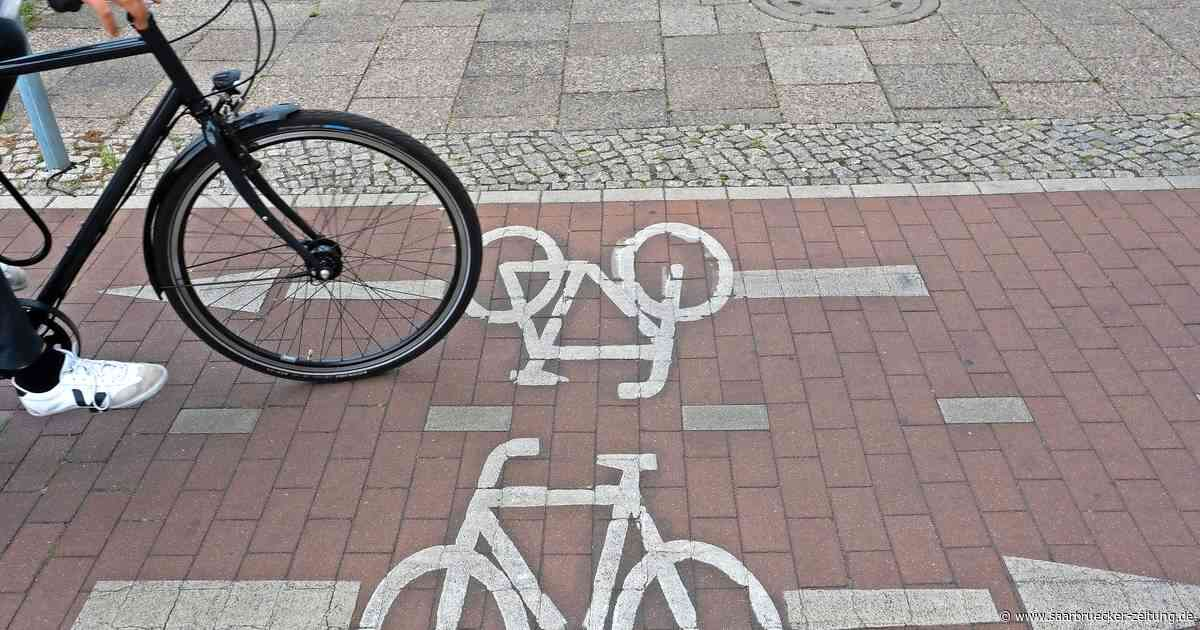 Fahrradklima-Test : Bürger in Bexbach bewerten Radwege - Saarbrücker Zeitung