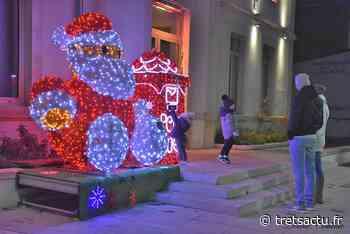 Les illuminations de FUVEAU pour NOËL 2020 en images - Trets au coeur de la Provence